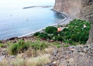 2003 Argayall 1.5 hectares ocean and cliffs