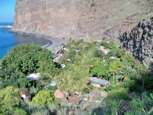 2011 Finca view from above