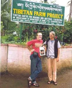John & Jaman creating change within the Tibetan community in India